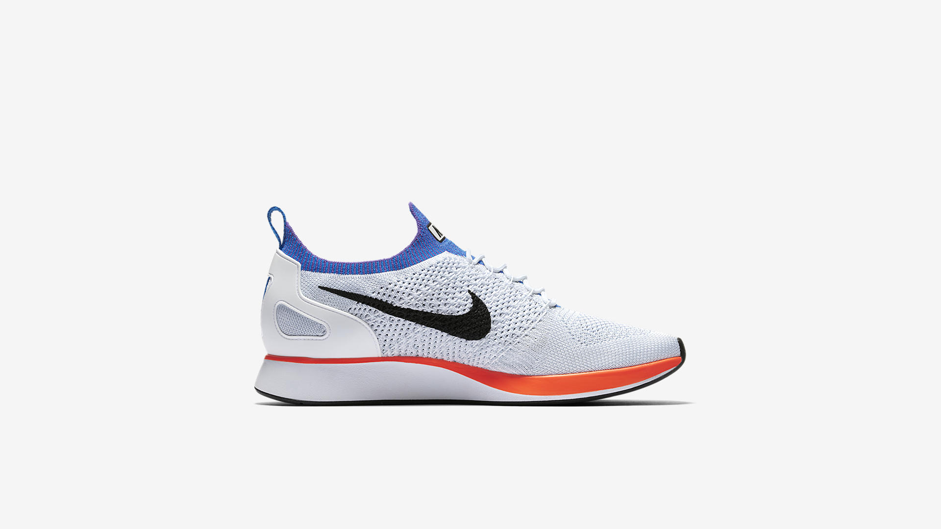 nike air zoom mariah flyknit racer white hyper grape 918264 100 2
