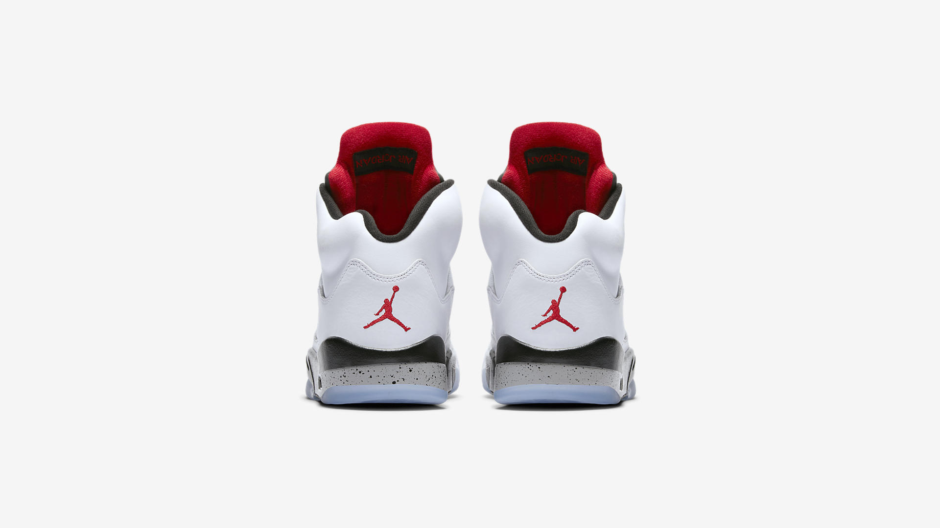 136027 104 Air Jordan 5 Retro White Cement 2