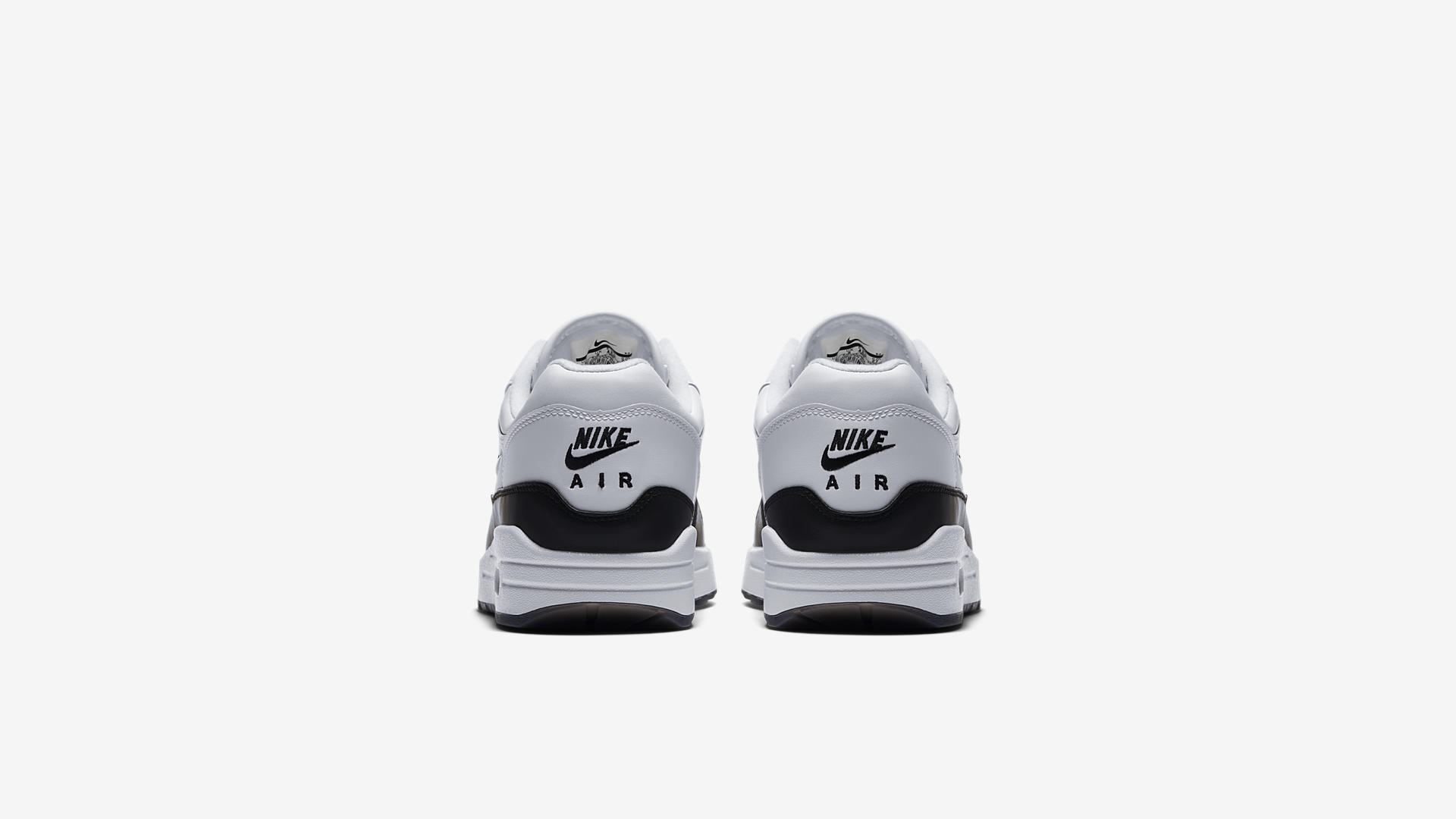 918354 100 Nike Air Max 1 Premium Jewel Black 2