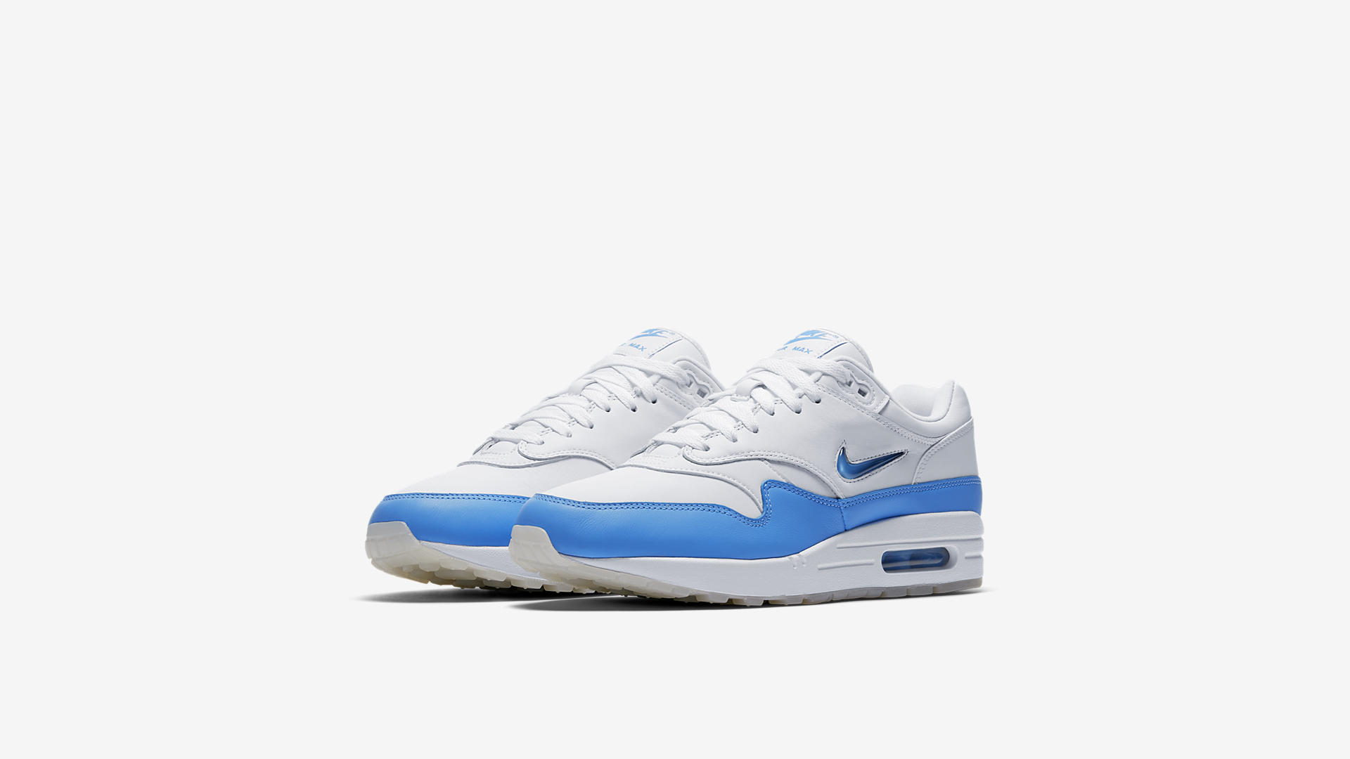 918354 102 Nike Air Max 1 Premium Jewel University Blue 1