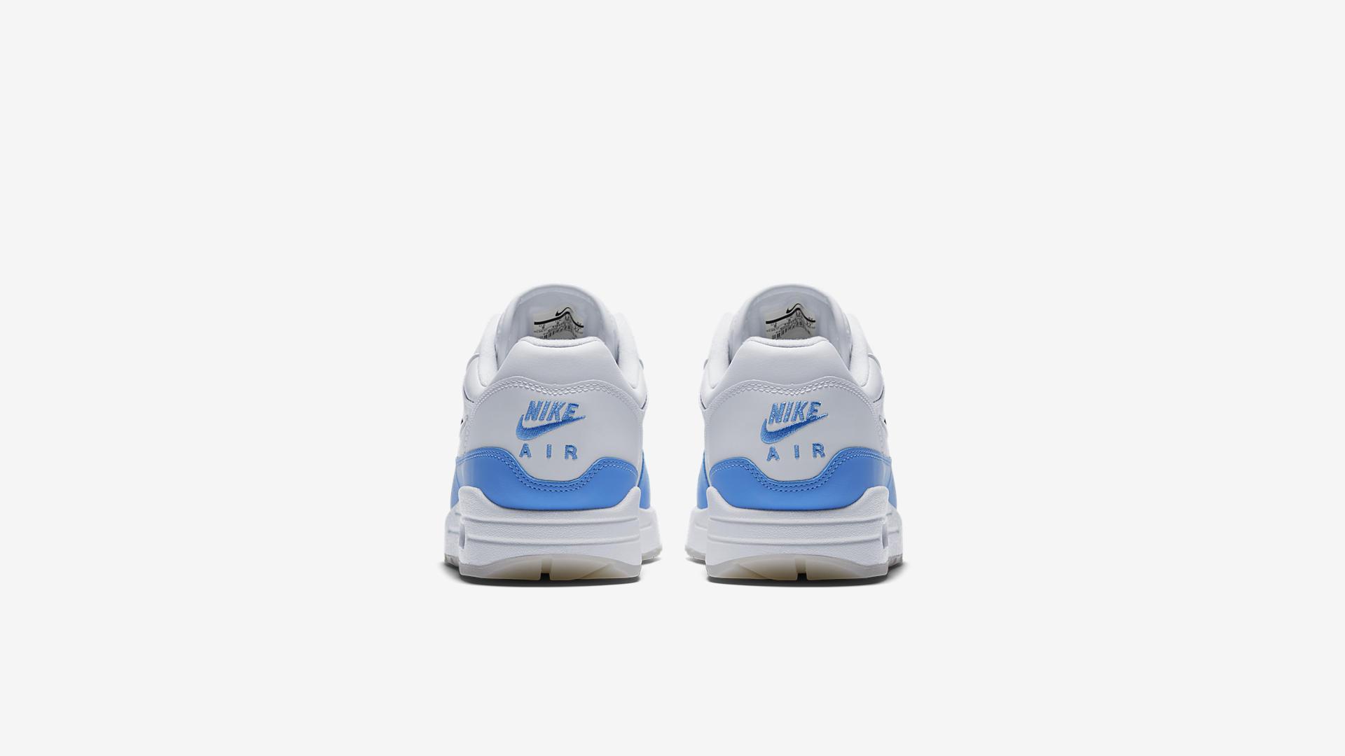 918354 102 Nike Air Max 1 Premium Jewel University Blue 2