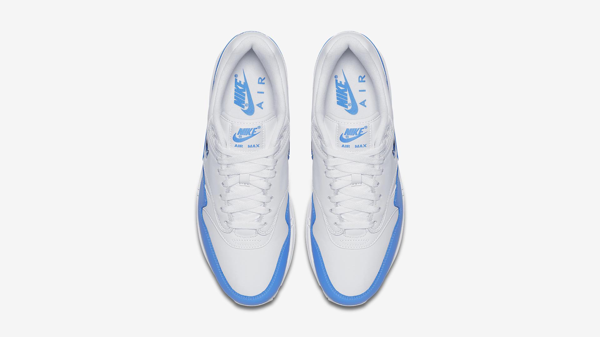 918354 102 Nike Air Max 1 Premium Jewel University Blue 3