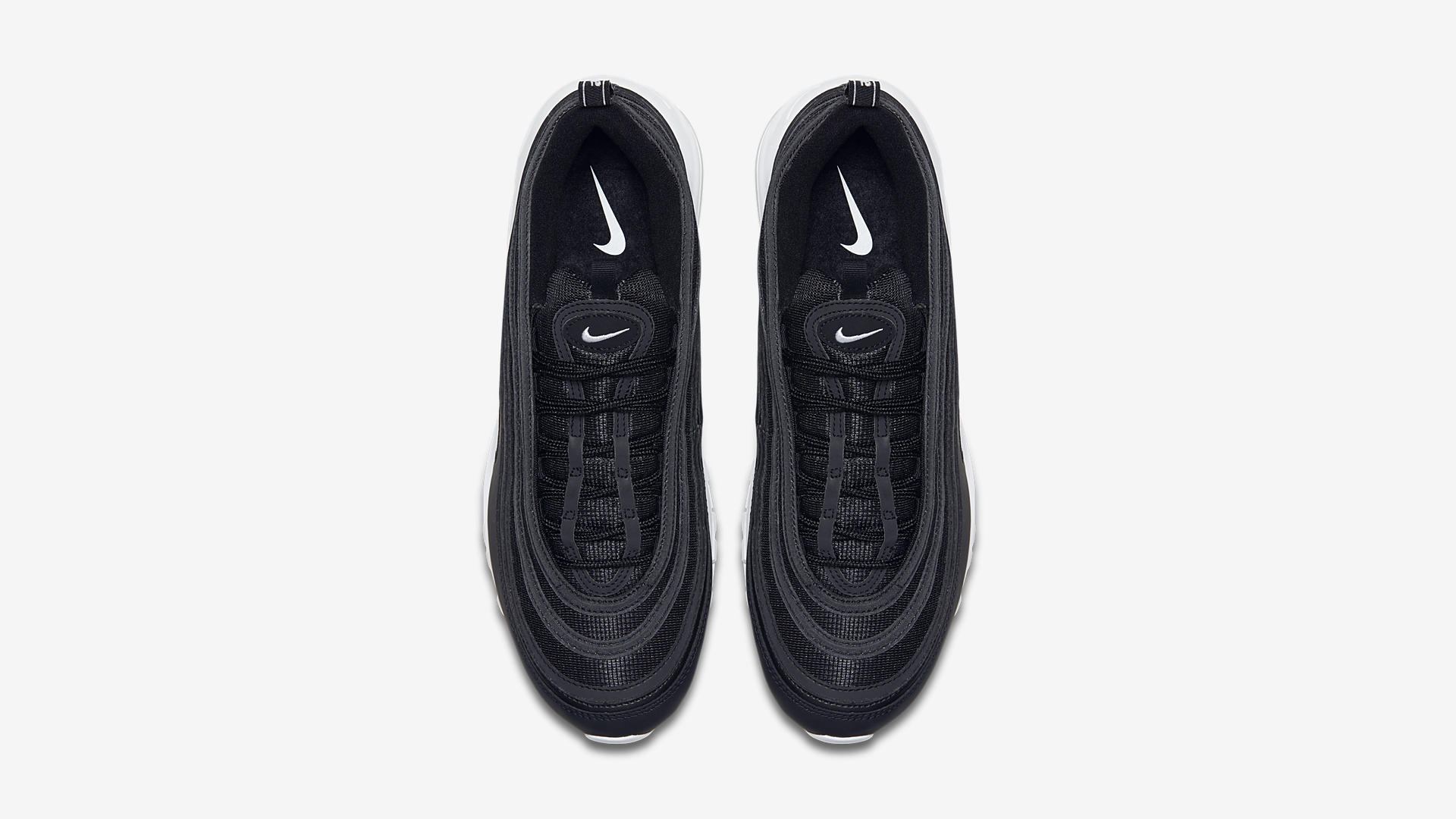 921826 001 Nike Air Max 97 Black White 3