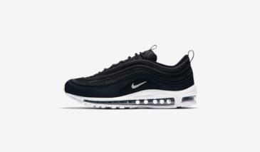 Nike Air Max 97  – Black / White