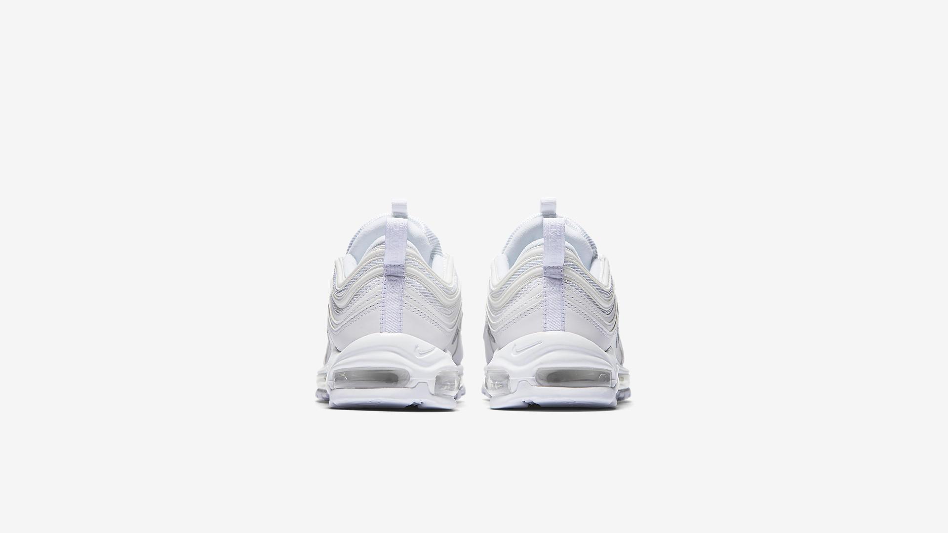 921826 101 Nike Air Max 97 White Wolf Grey 1