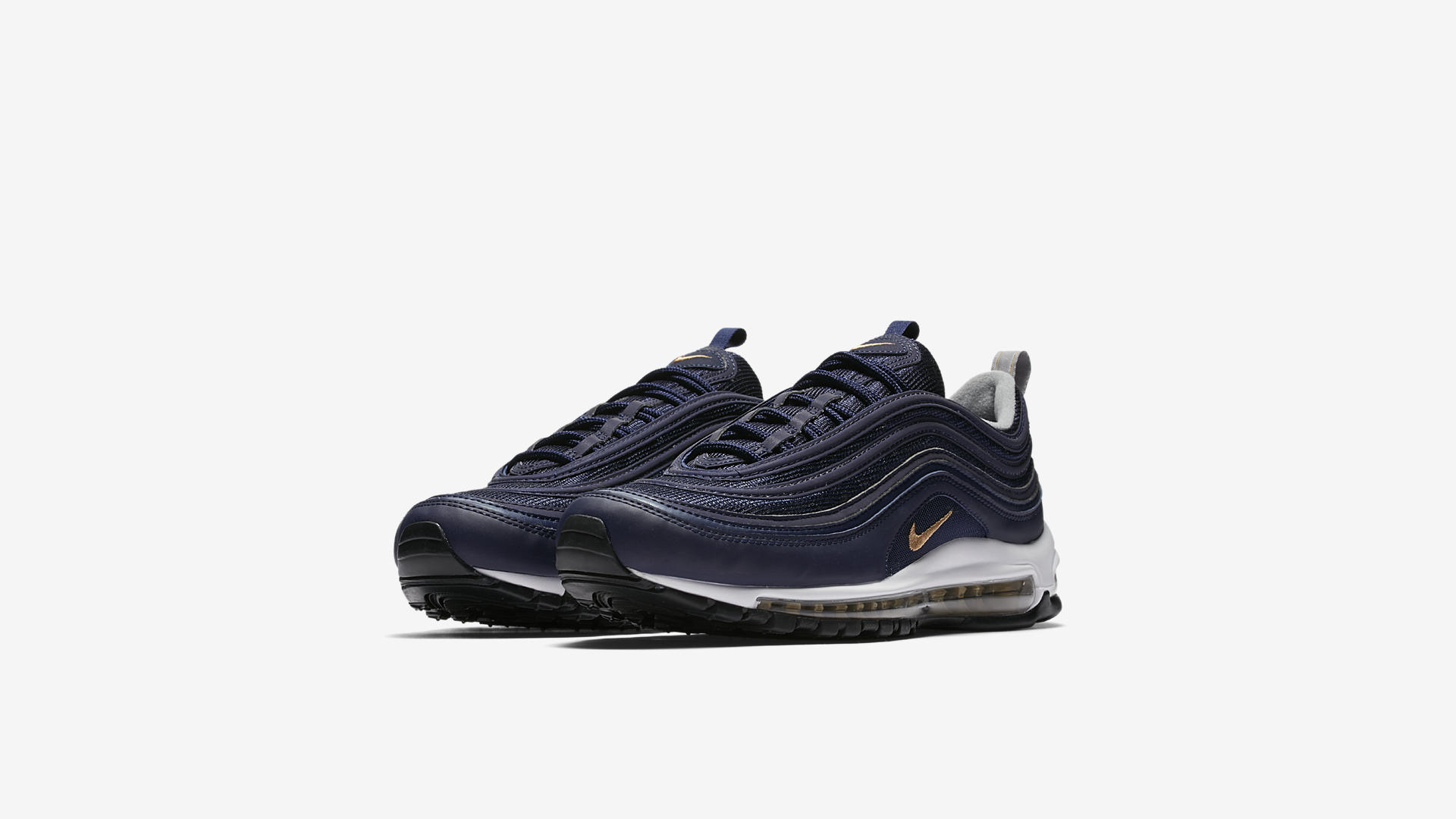 921826 400 Nike Air Max 97 Midnight Navy 1