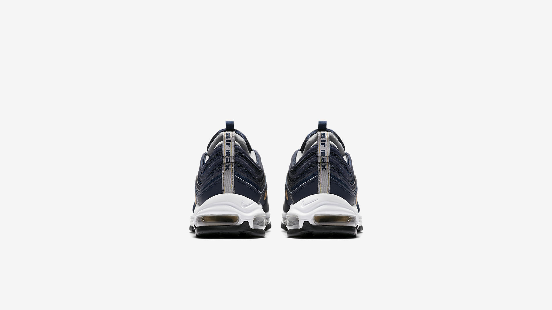 921826 400 Nike Air Max 97 Midnight Navy 2