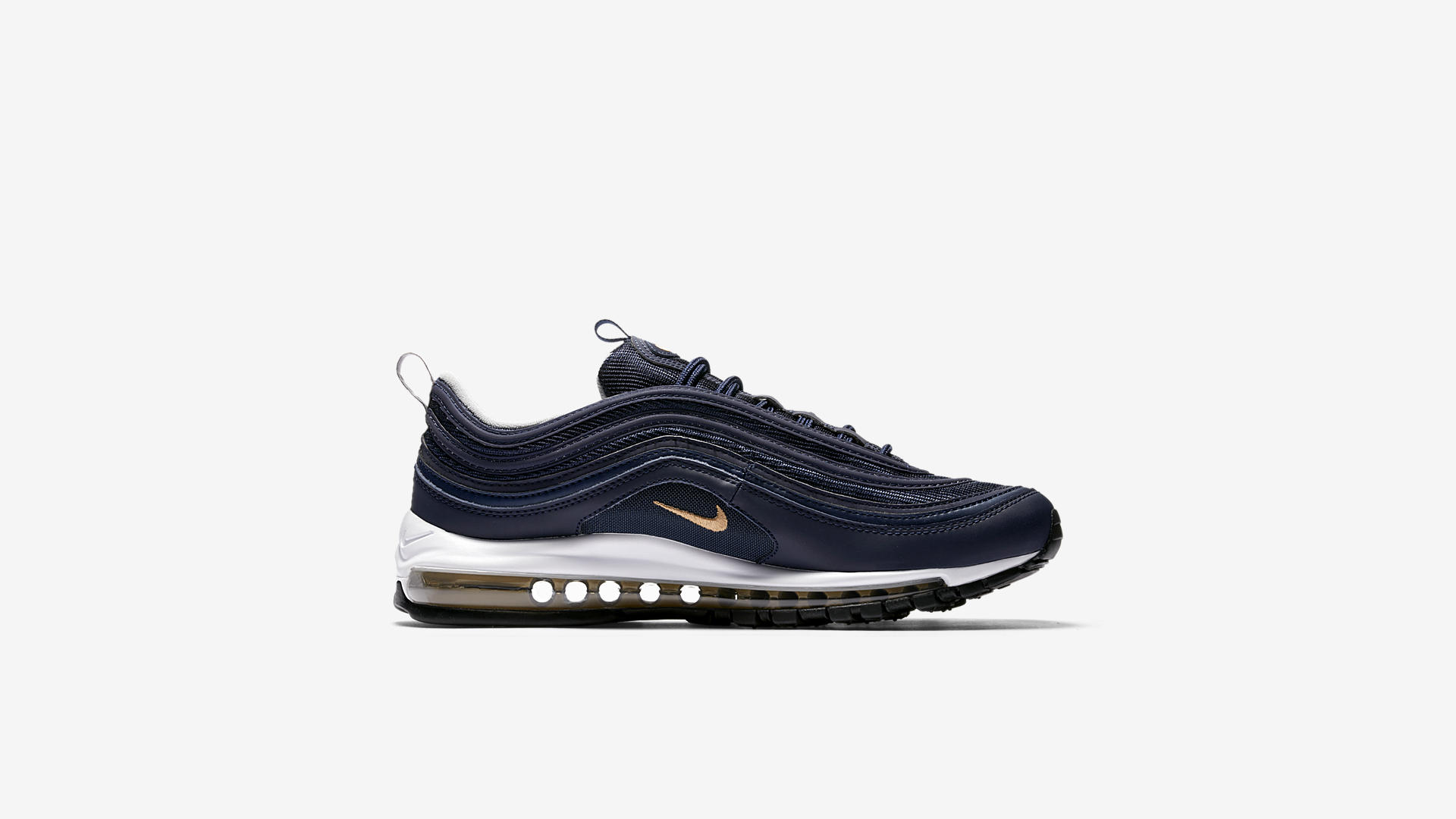 921826 400 Nike Air Max 97 Midnight Navy 4