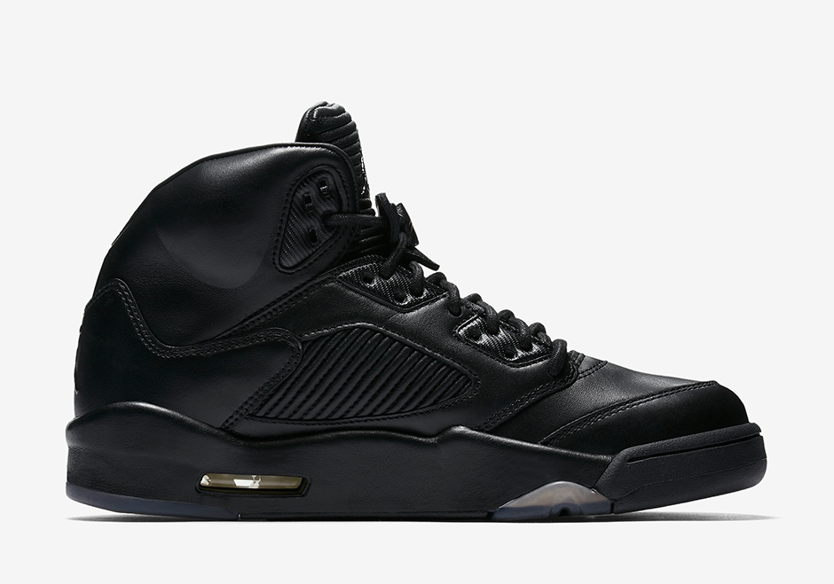 Air Jordan 5 Premium Flight Jacket 881432 010 2