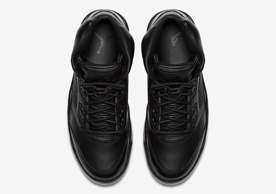 Air Jordan 5 Premium Flight Jacket 881432 010 3