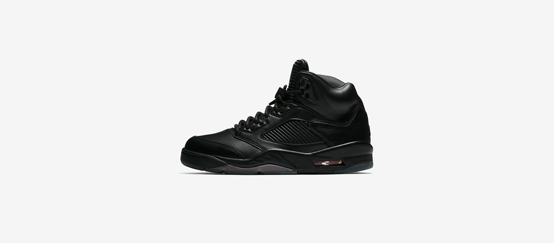Air Jordan 5 Premium Flight Jacket 881432 010