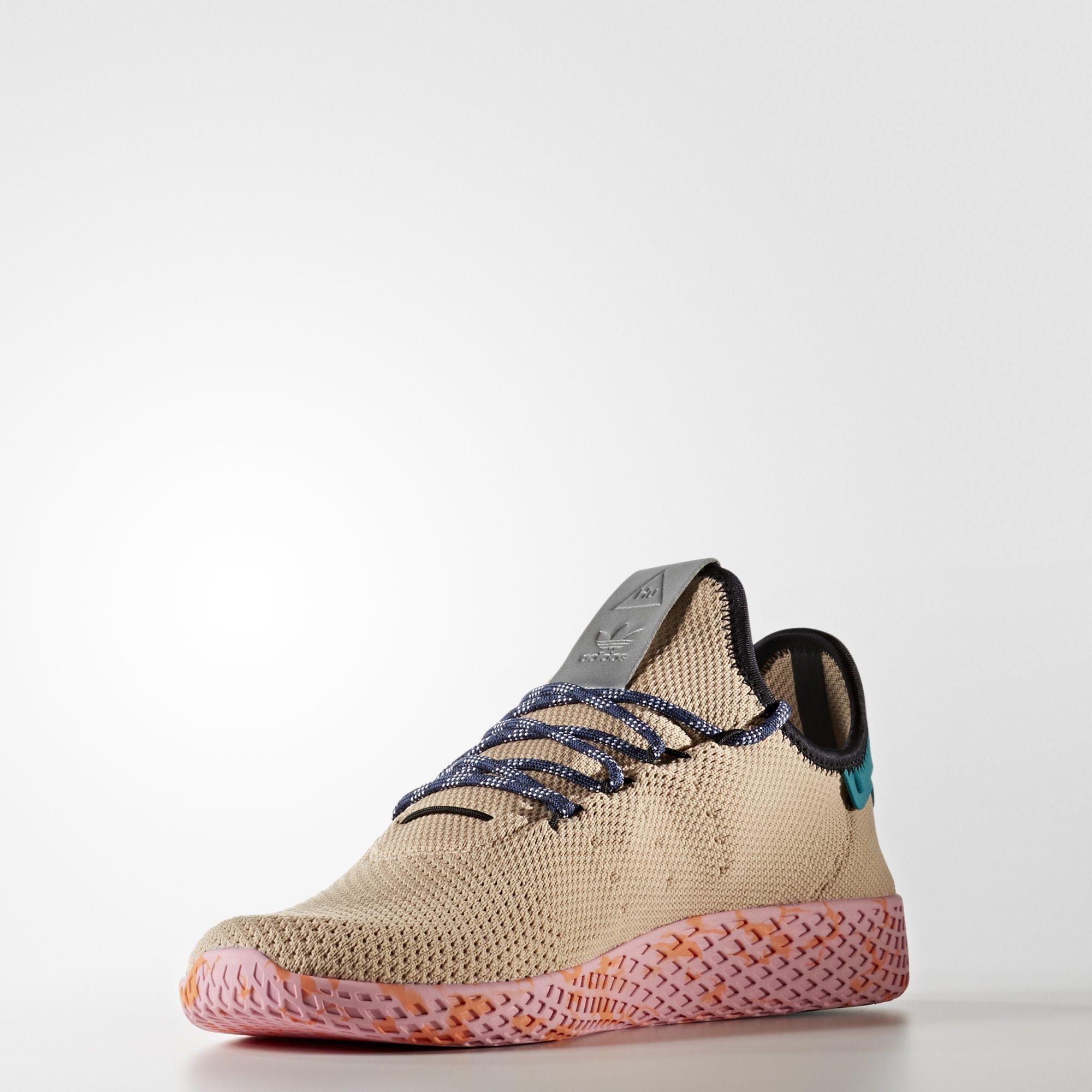 BY2672 Pharrell Williams x adidas Tennis HU Nomad Yellow 2