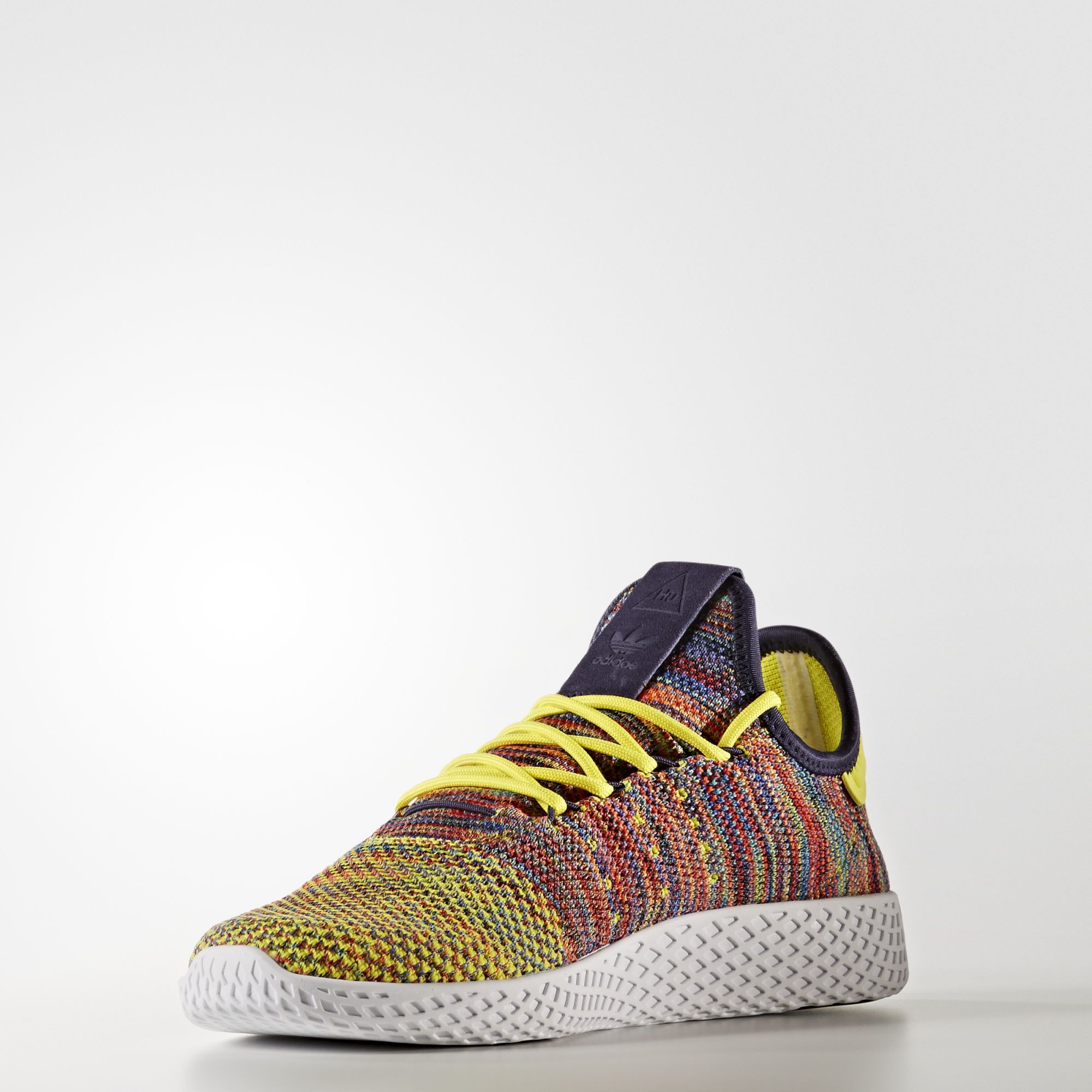 BY2673 Pharrell Williams x adidas Tennis HU Noble Ink 2