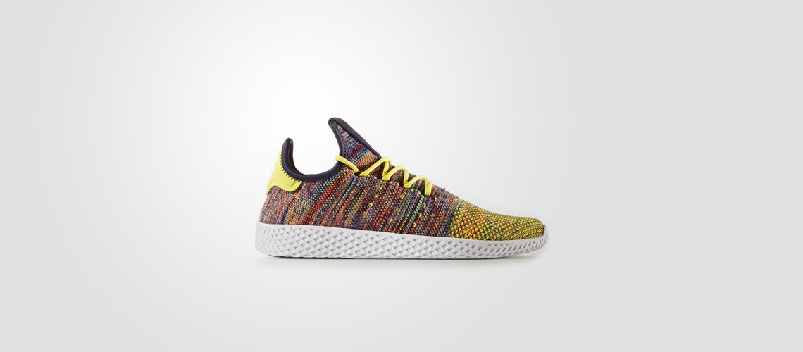 BY2673 Pharrell Williams x adidas Tennis HU Noble Ink