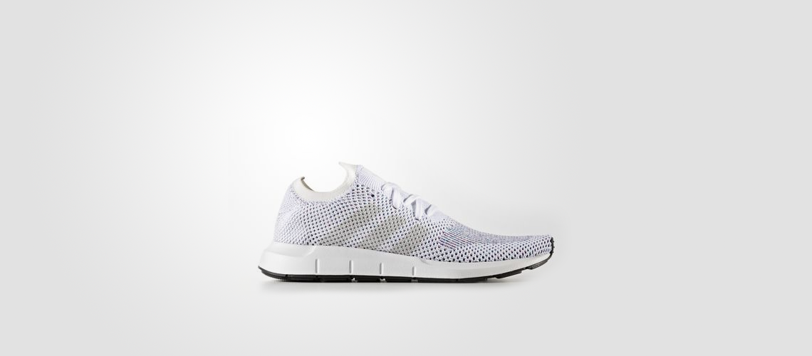 CG4126 adidas Swift Run Primeknit White