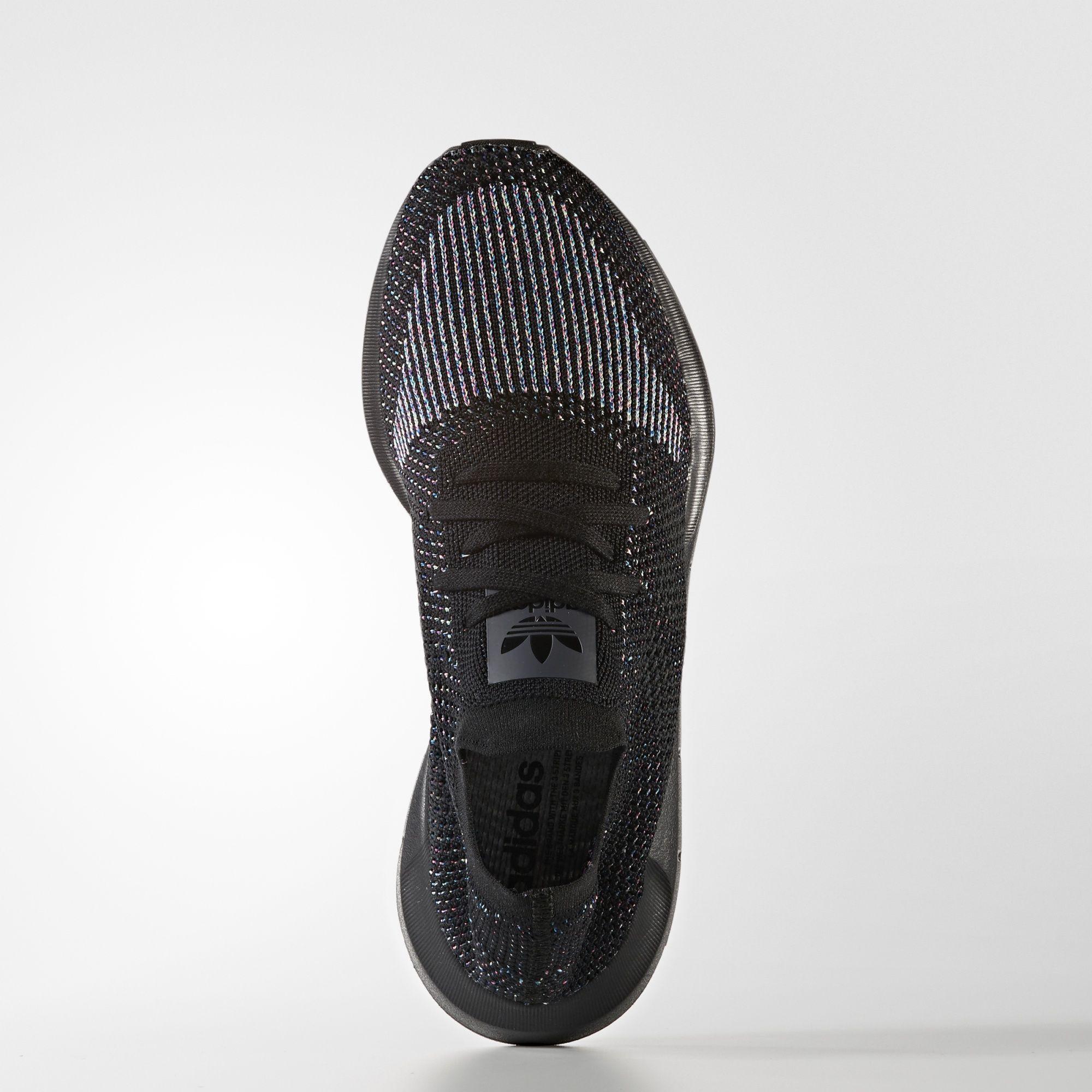 CG4127 adidas Swift Run Primeknit Black 1