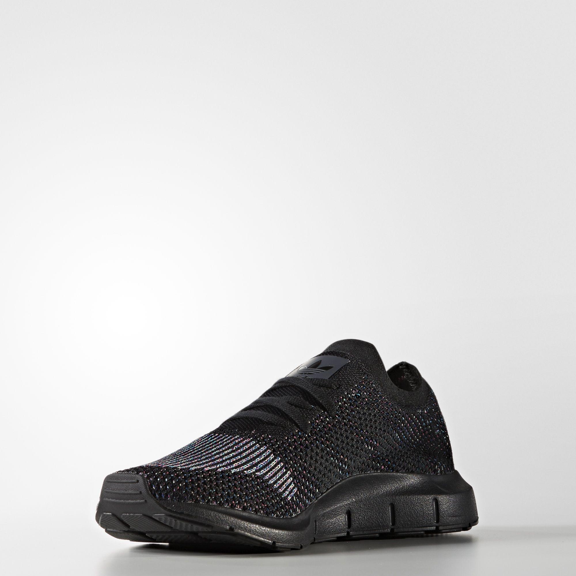 CG4127 adidas Swift Run Primeknit Black 2