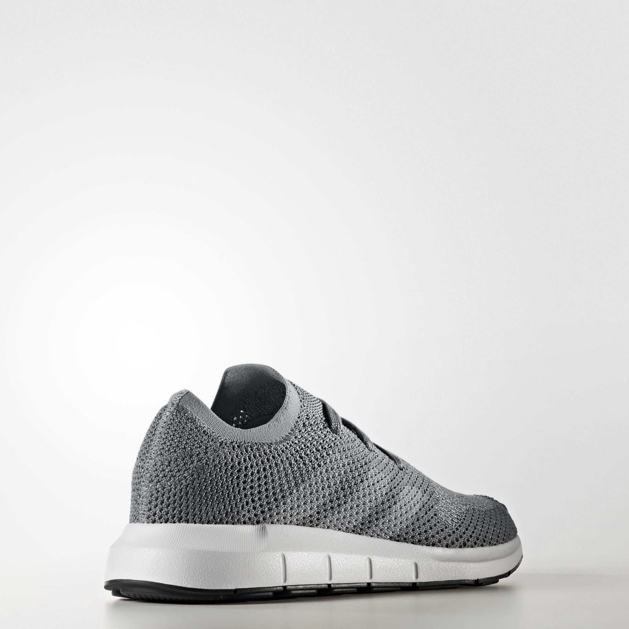 CG4128 adidas Swift Run Primeknit Grey 3