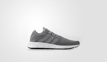 adidas Swift Run Primeknit – Grey