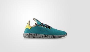 Pharrell Williams x adidas Tennis HU – Night Marine