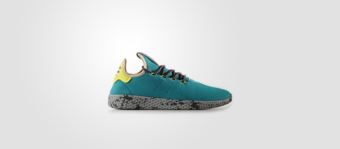 CQ1872 Pharrell Williams x adidas Tennis HU Night Marine