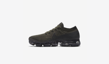 Nike Air VaporMax – Cargo Khaki / Black