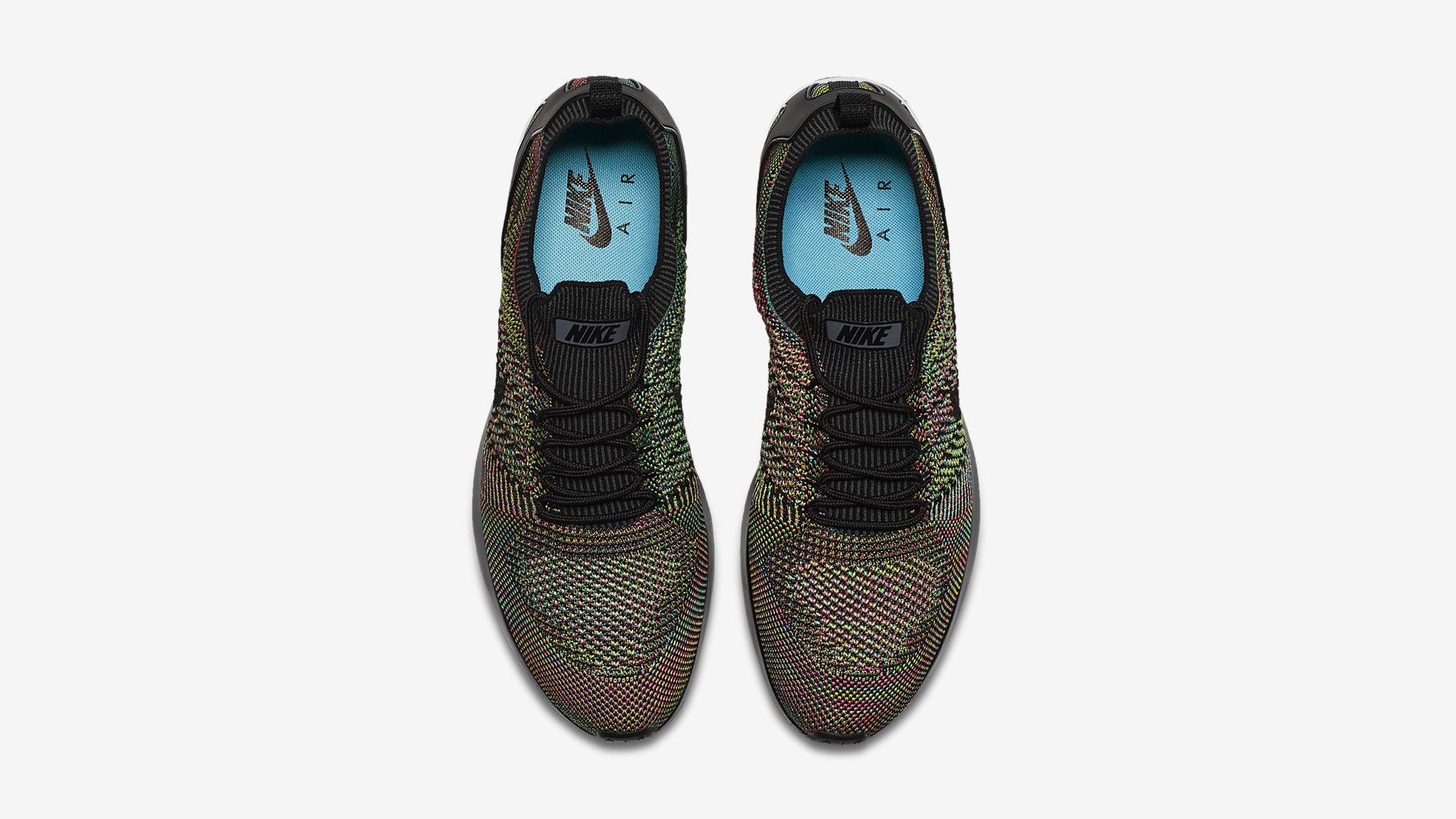Nike Air Zoom Mariah Flyknit Racer Multicolor 918264 101 2