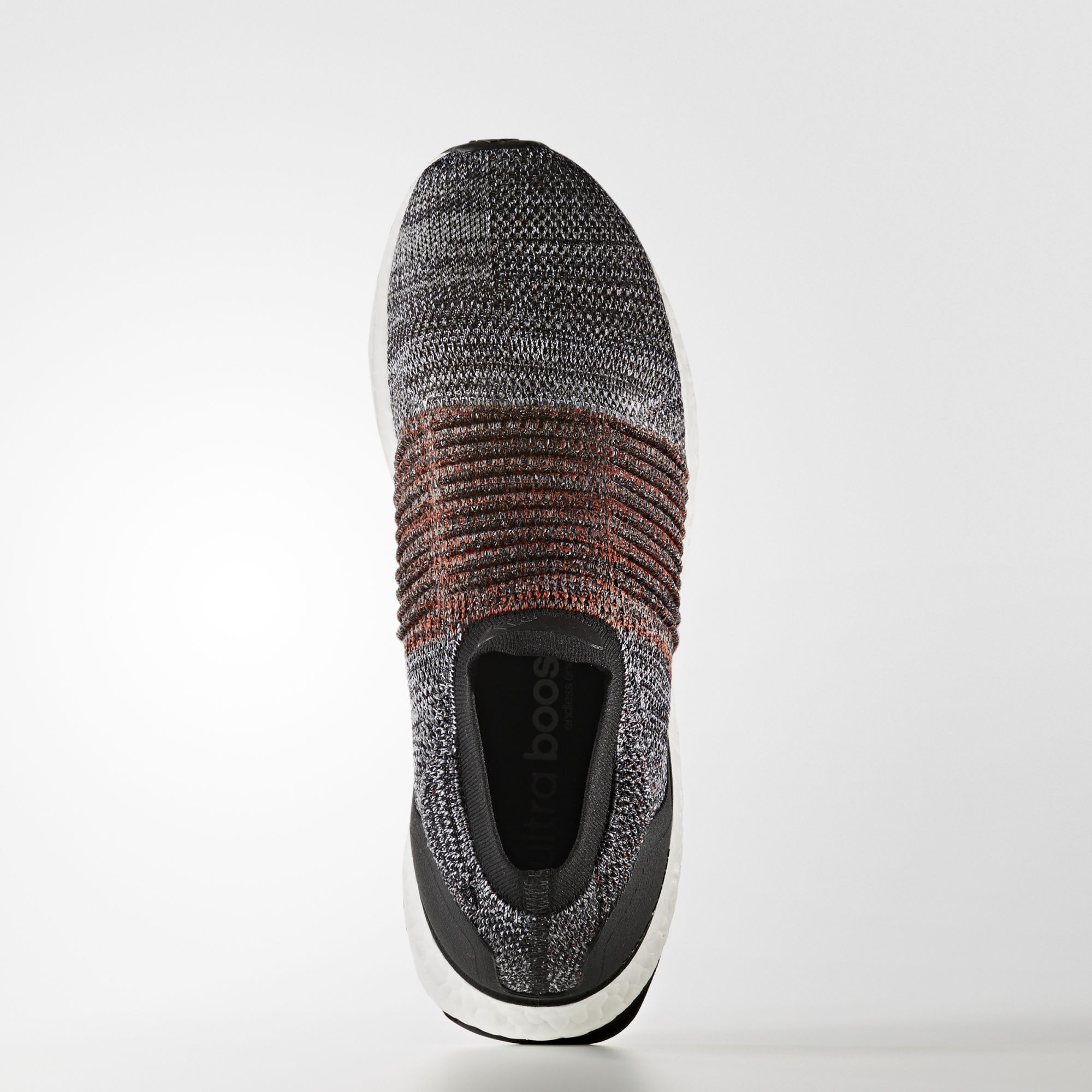 S80769 adidas Ultra Boost Laceless Black 1