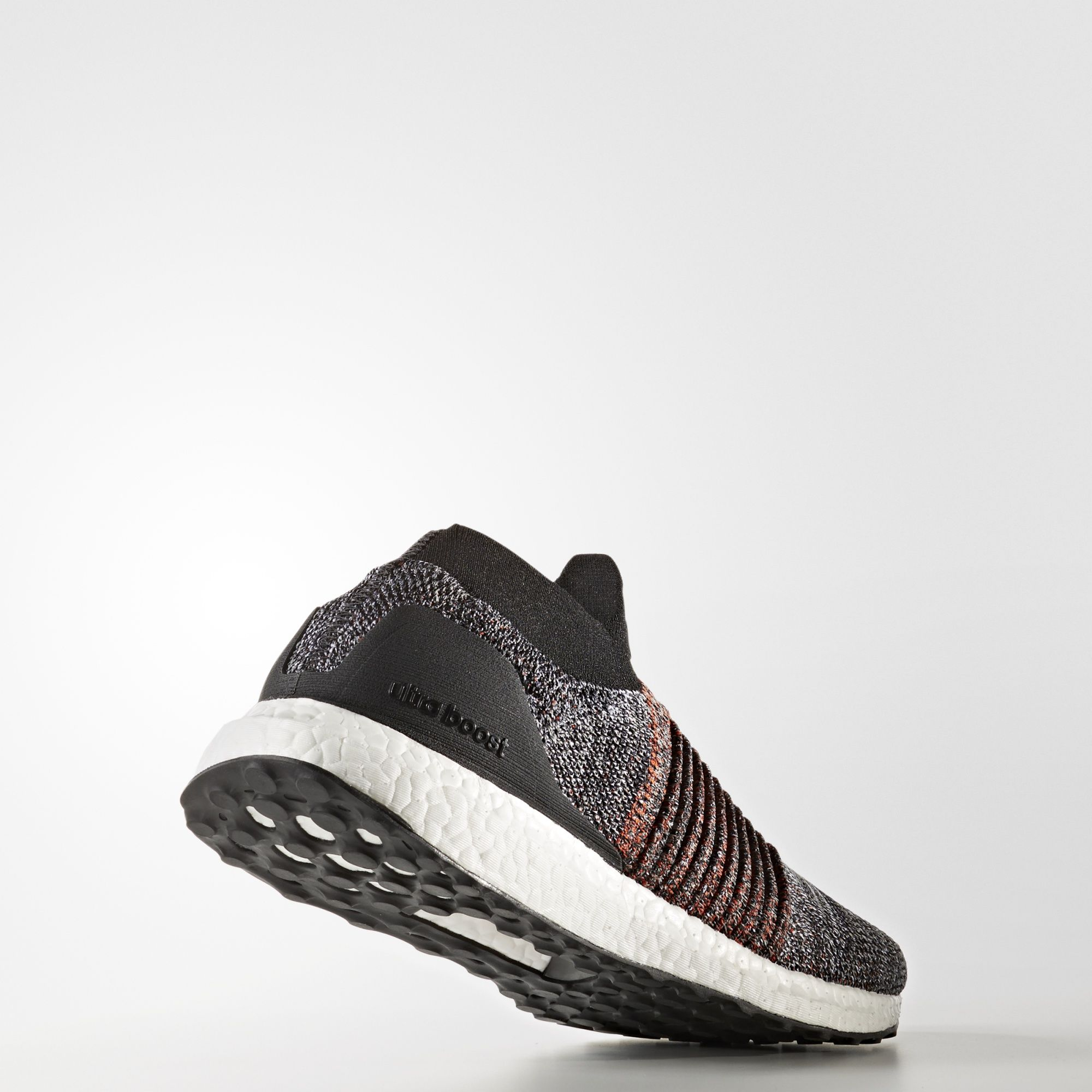 S80769 adidas Ultra Boost Laceless Black 2