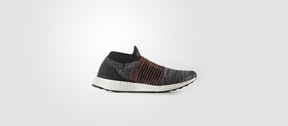 S80769 adidas Ultra Boost Laceless Black