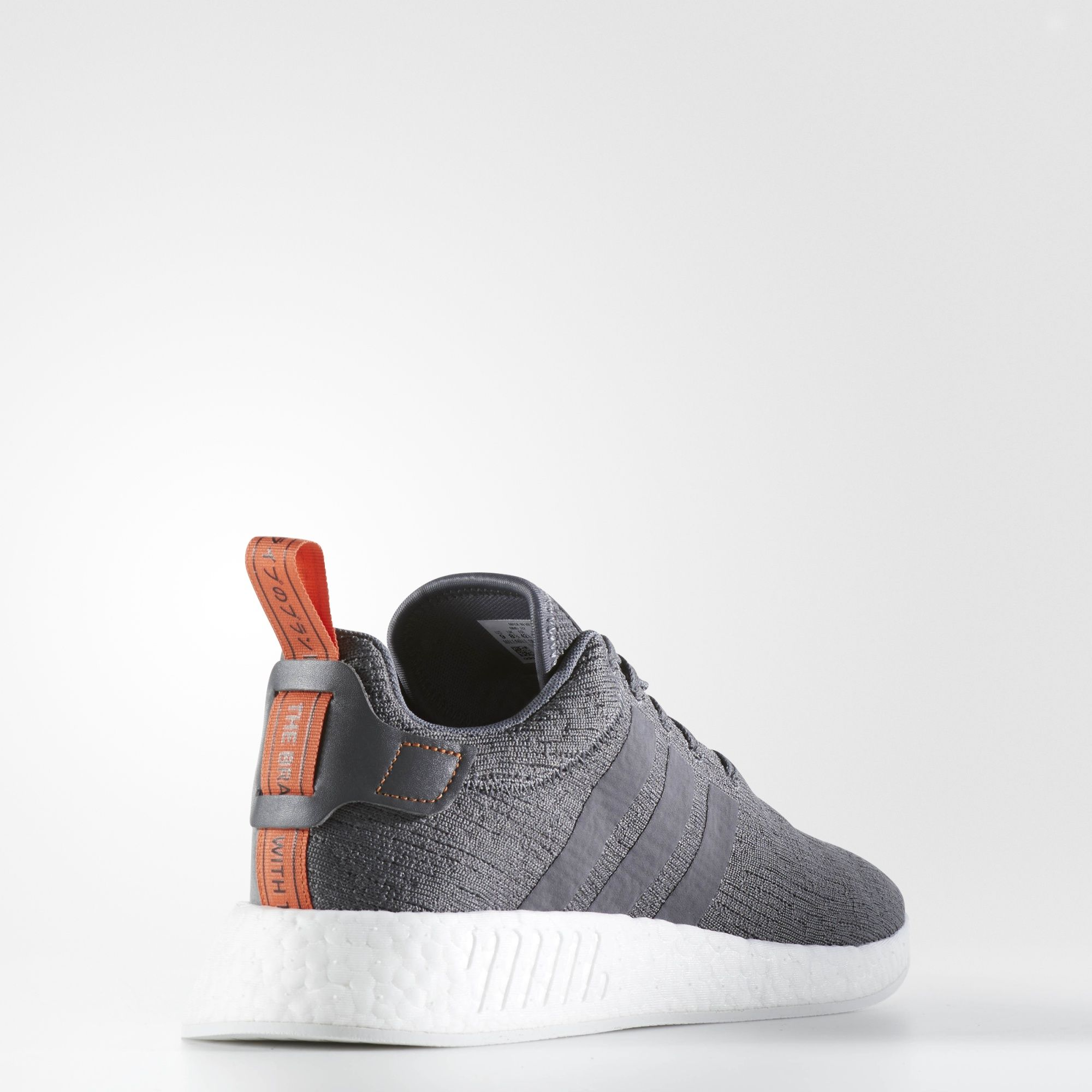 adidas NMD R2 Grey Five BY3014 3