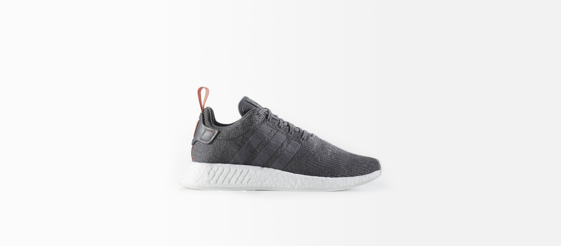 adidas NMD R2 Grey Five BY3014