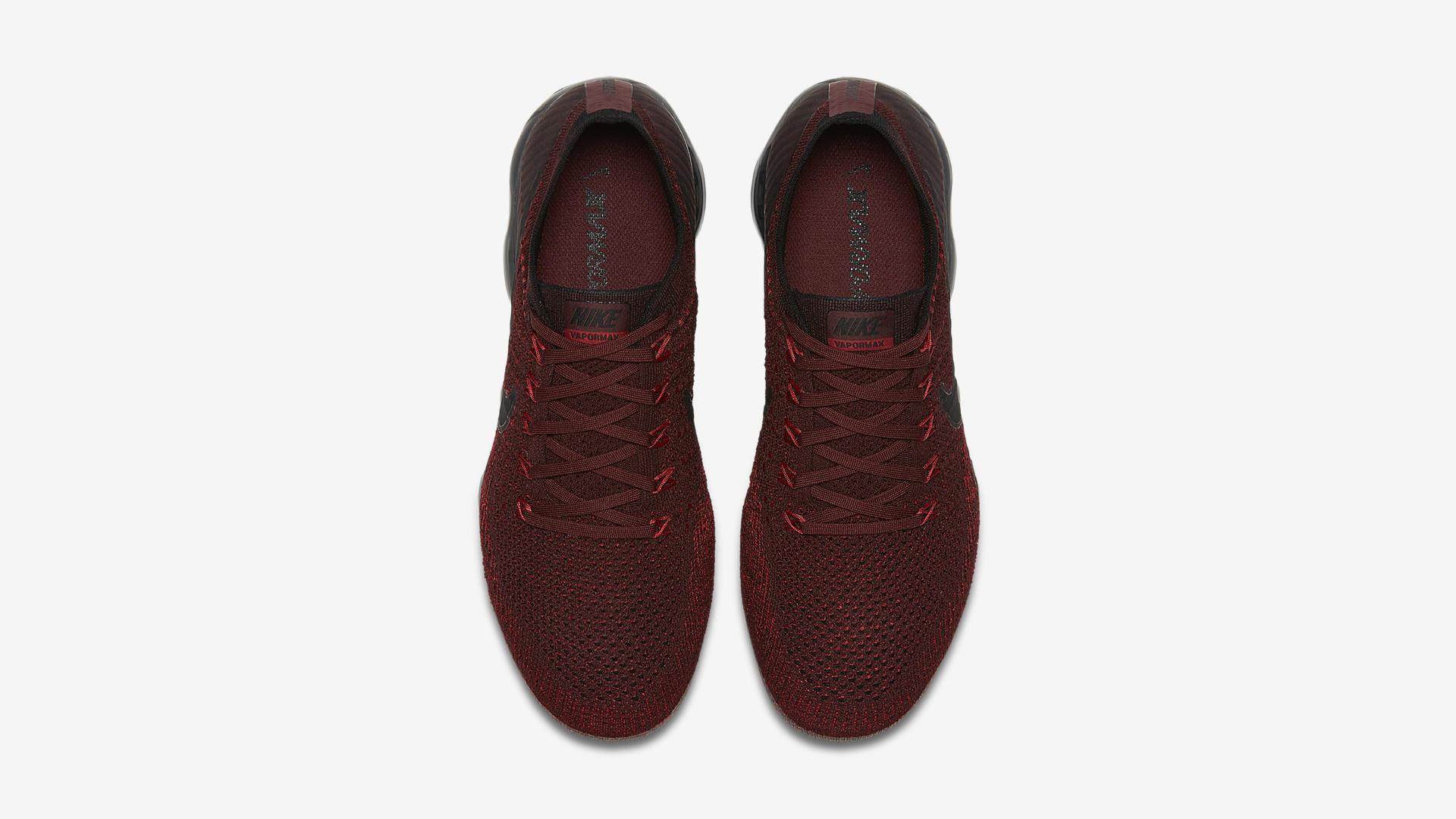 849558 601 Nike Air VaporMax Deep Red 3