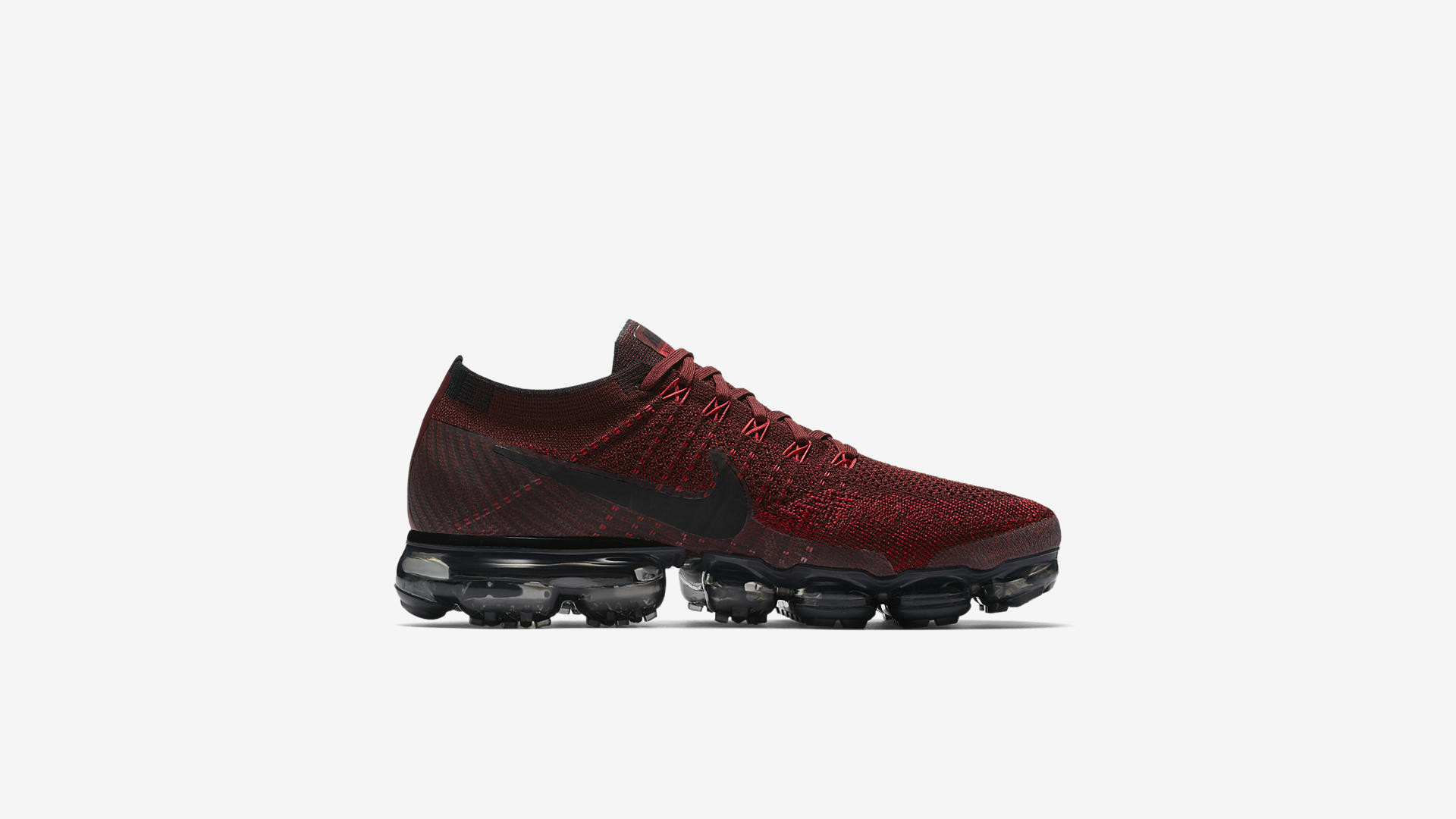 849558 601 Nike Air VaporMax Deep Red 4