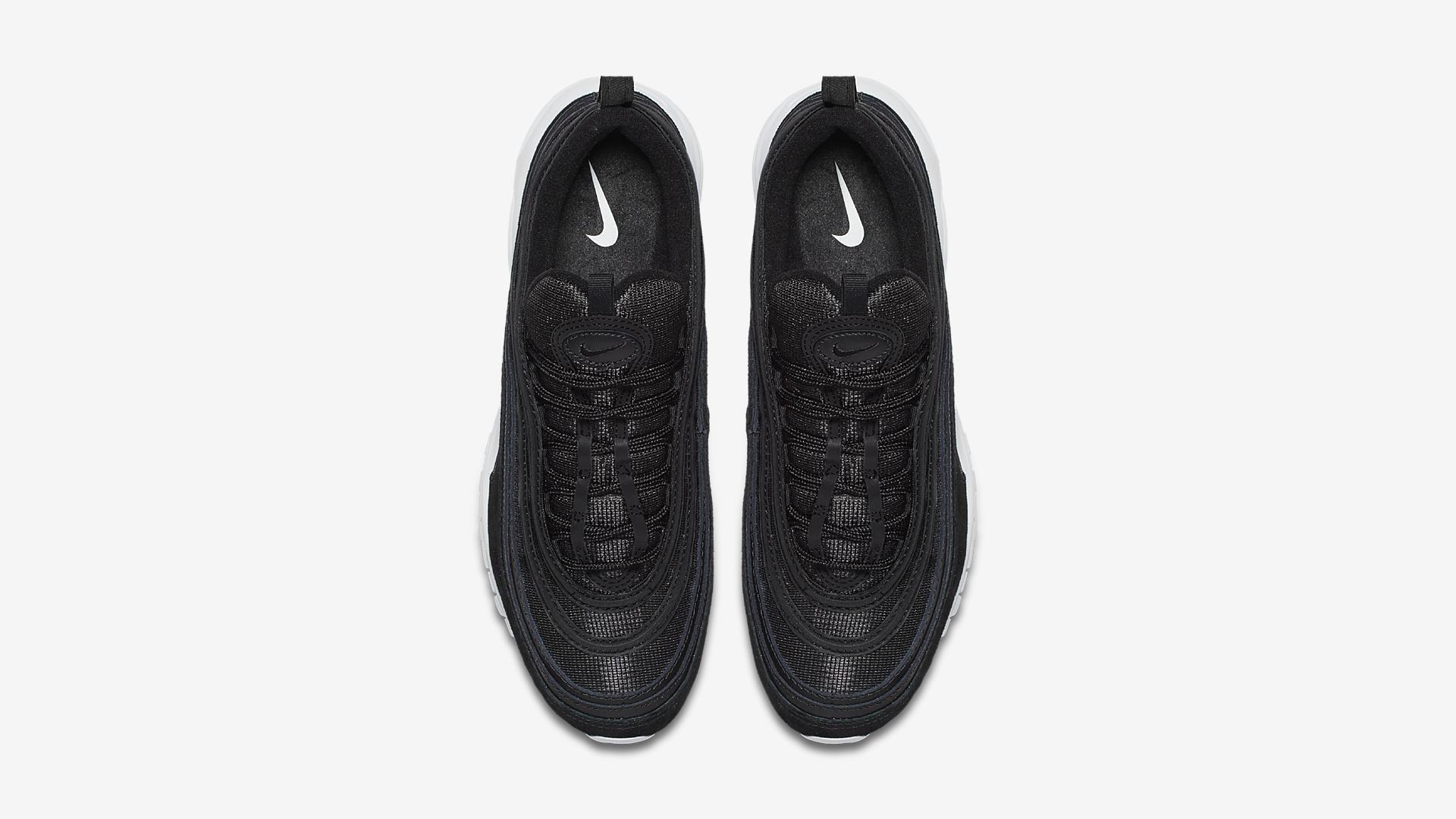 921826 003 Nike Air Max 97 Black 3