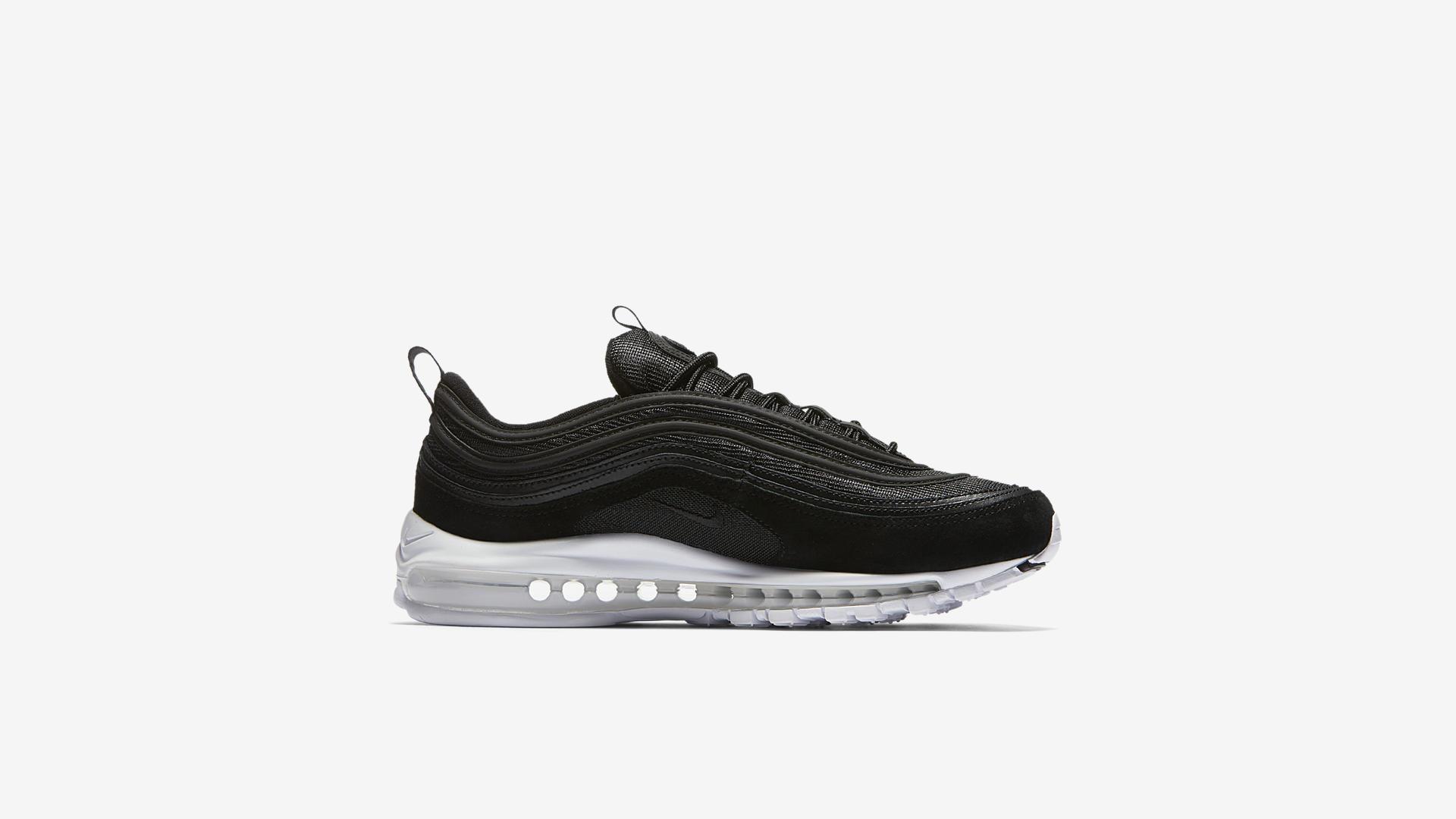 921826 003 Nike Air Max 97 Black 4