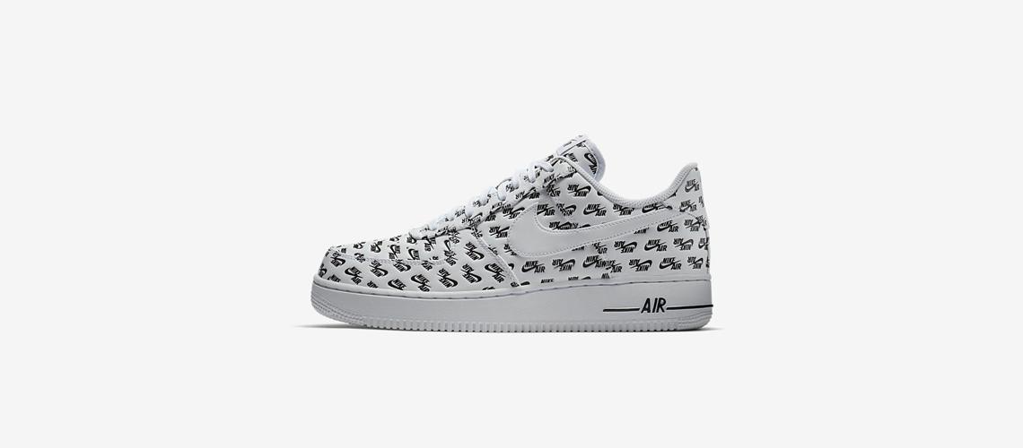 AH8462 100 Nike Air Force 1 07 White Black