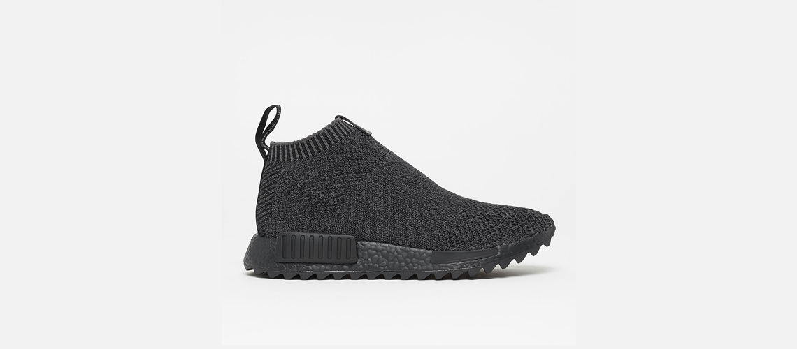 BB5994 The Good Will Out x adidas NMD CS1 Triple Black