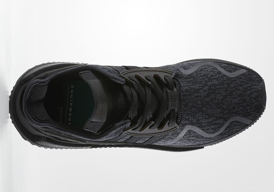 BY9507 adidas EQT Cushion ADV Triple Black 3