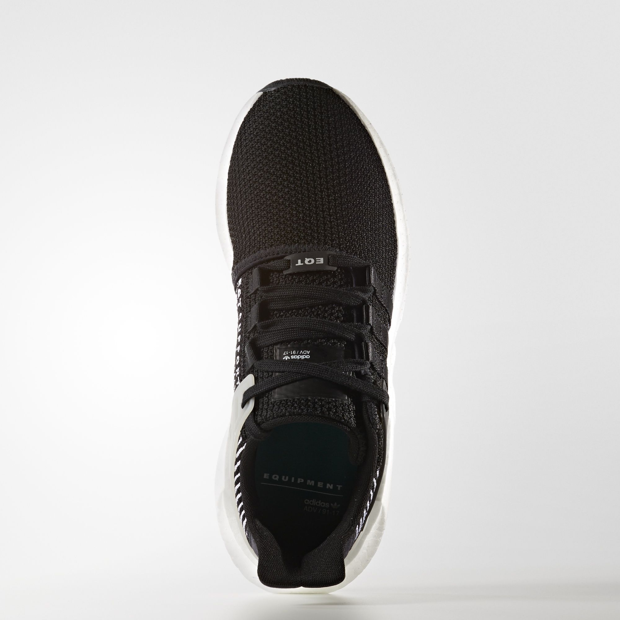 BY9509 adidas EQT Support 93 17 Black White 1