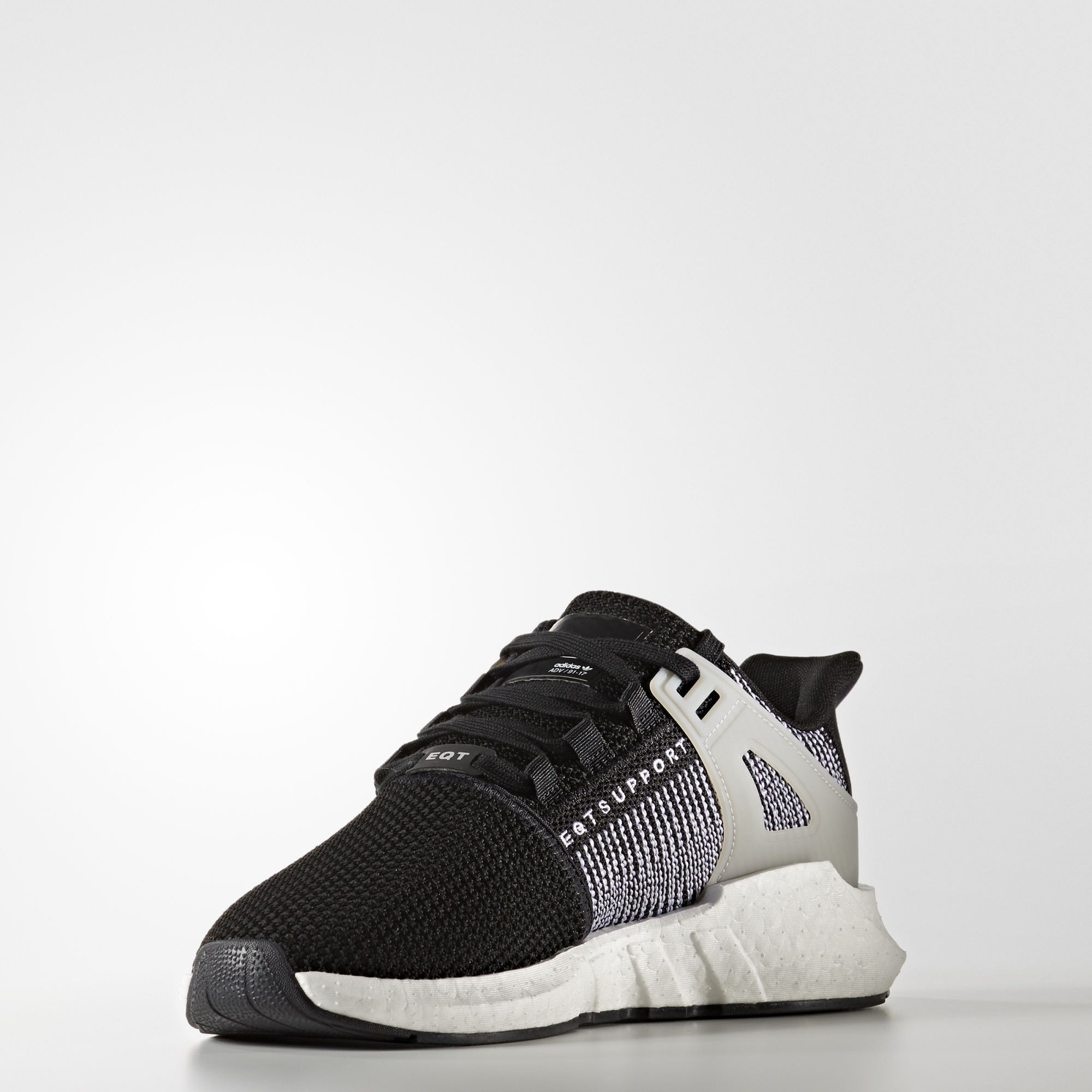 BY9509 adidas EQT Support 93 17 Black White 2