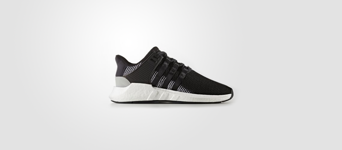 BY9509 adidas EQT Support 93 17 Black White
