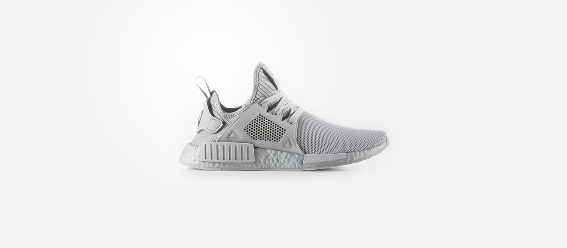 BY9923 adidas NMD XR1 Triple Grey