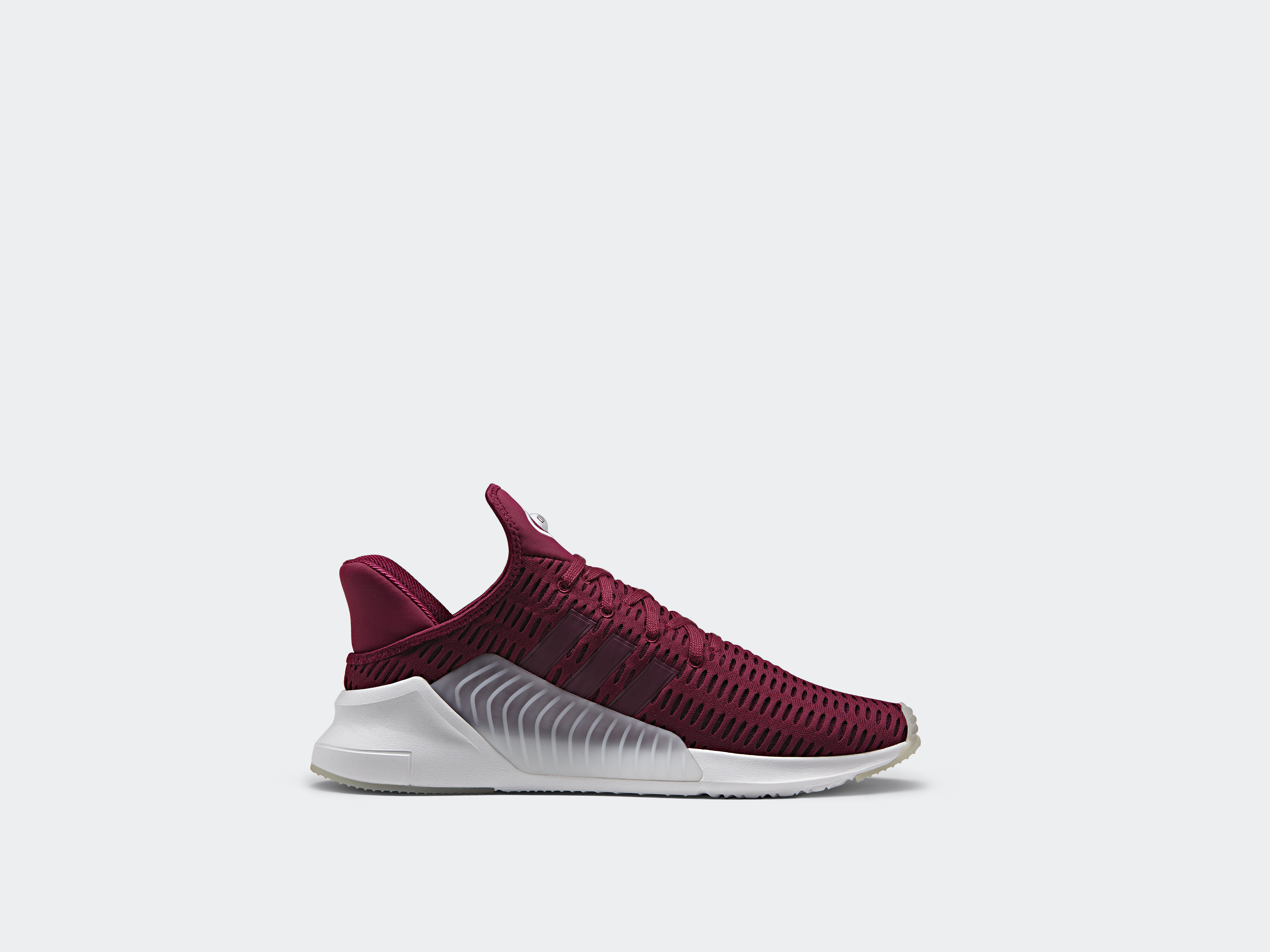 adidas Climacool 0217 shoes grey black red