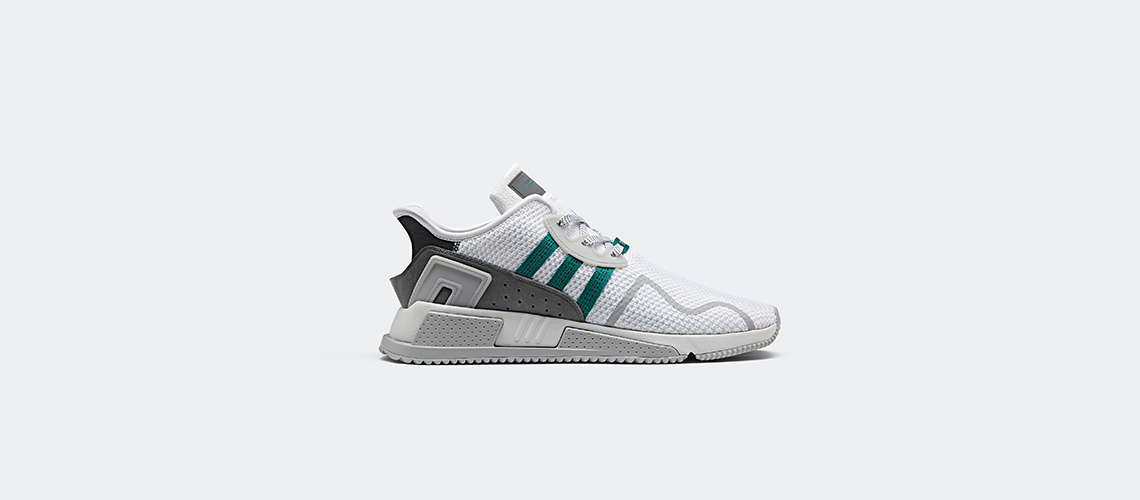 CP9458 adidas EQT Cushion ADV Green