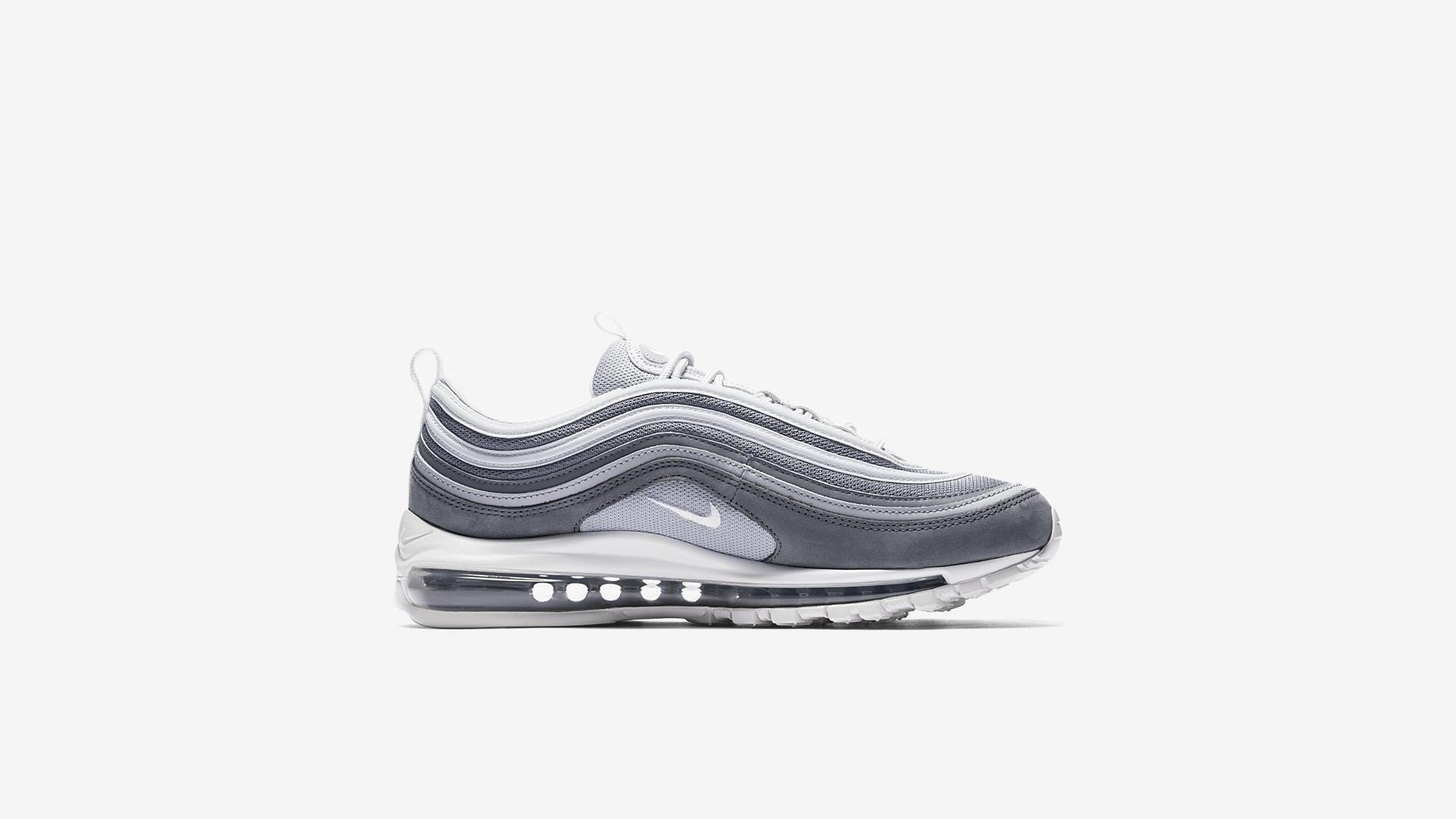 312834 005 Nike Air Max 97 PRM Wolf Grey 4