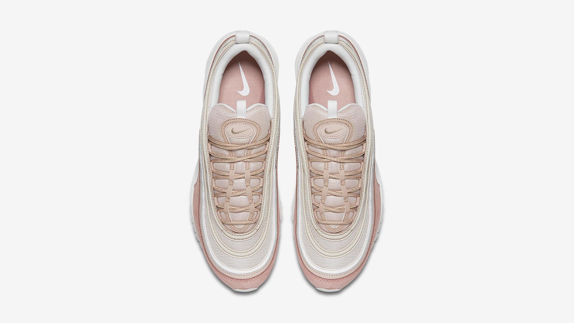 312834 200 Nike Air Max 97 PRM Particle Beige 3
