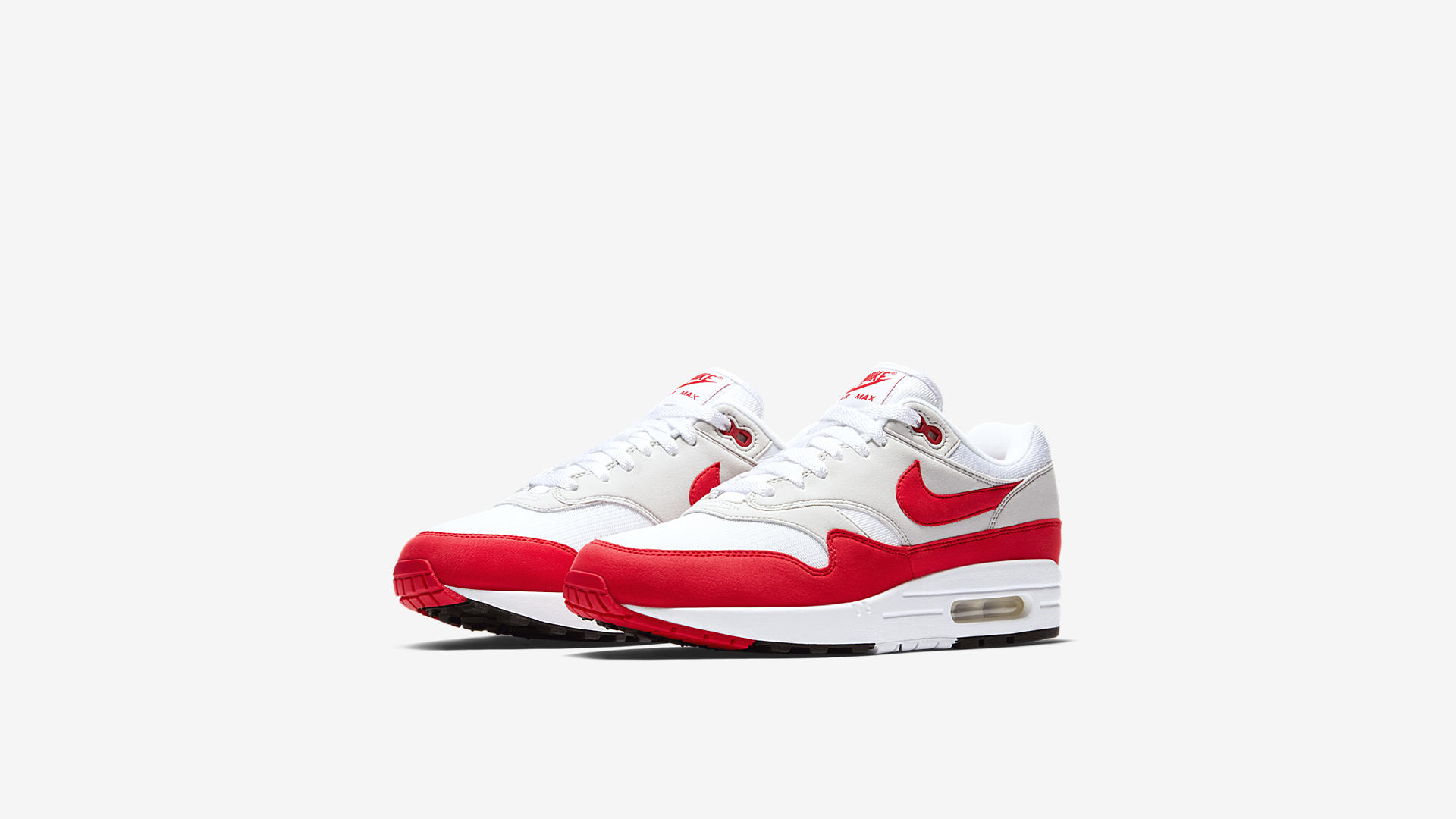 908375 103 Nike Air Max 1 Anniversary University Red 1