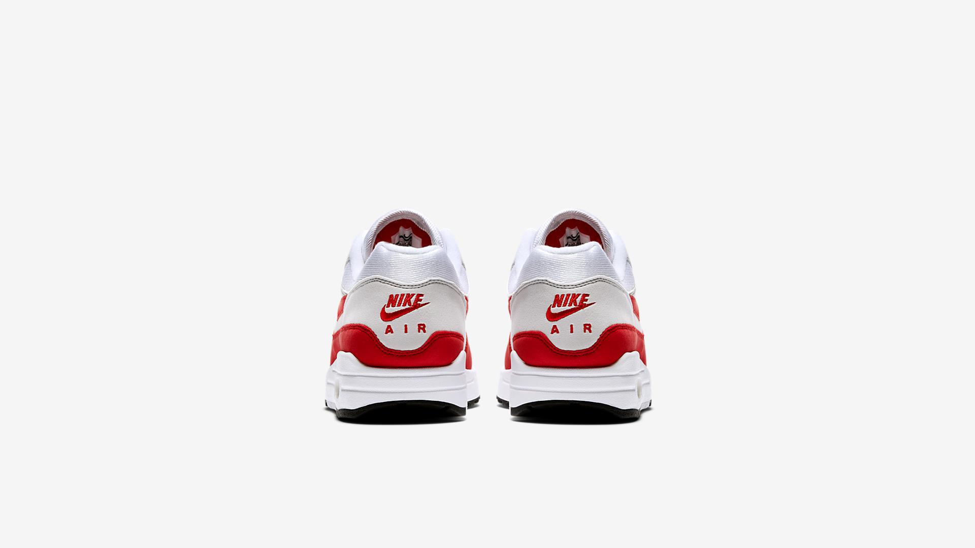 908375 103 Nike Air Max 1 Anniversary University Red 2