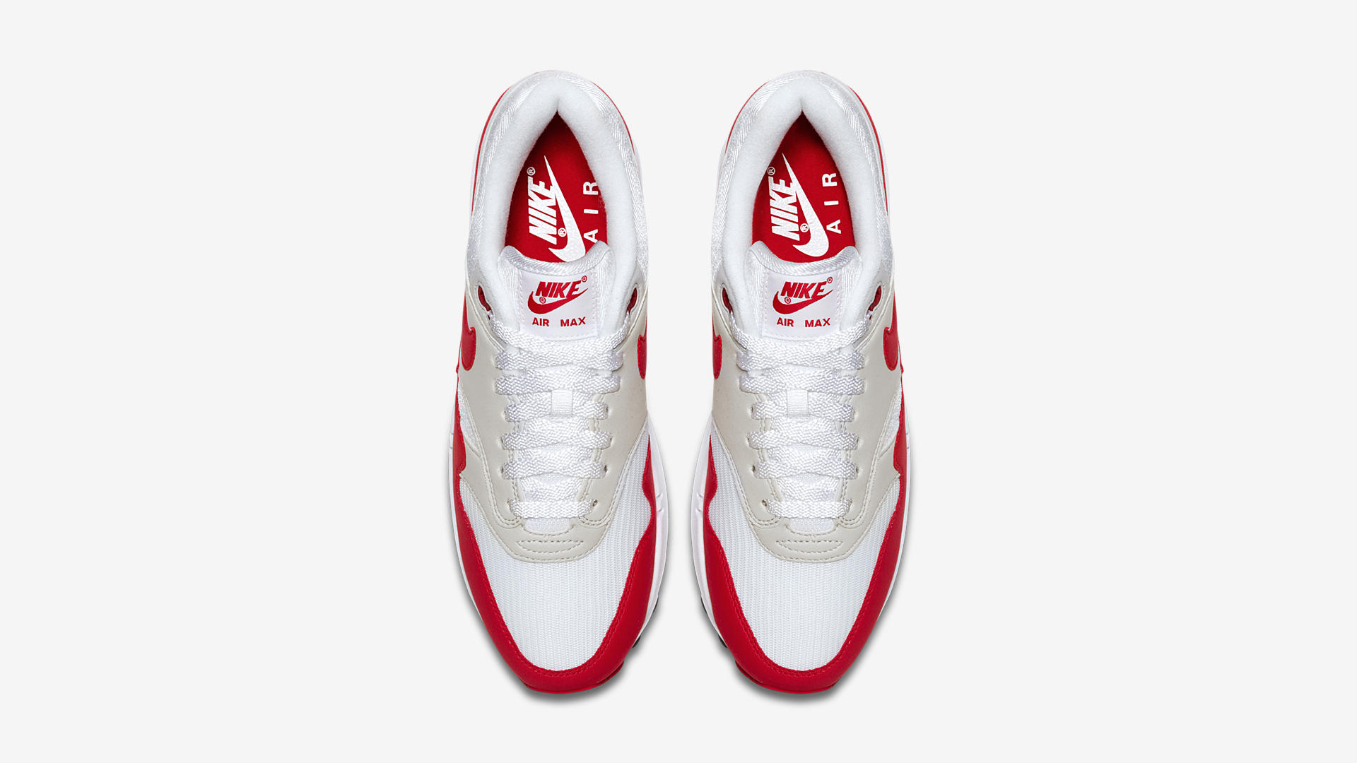 908375 103 Nike Air Max 1 Anniversary University Red 3